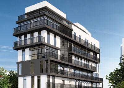 בניין מגורים – נווה שאנן תל אביב