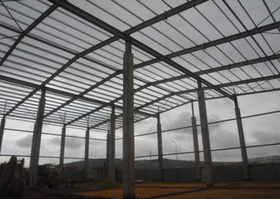 בניית מפעל אולטרייד